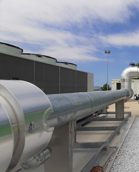 Μονάδα Ενεργειακής Αξιοποίησης Βιοαερίου εντός ΧΥΤΑ Μαυροράχης