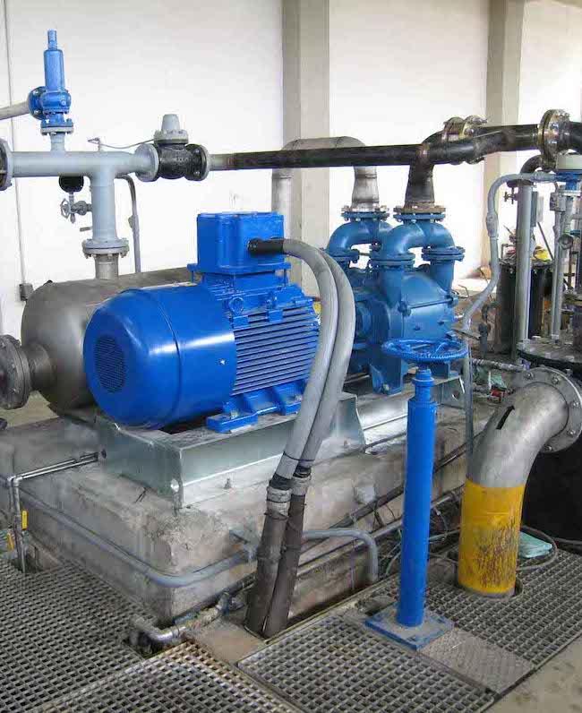 Ανακυκλοφορία Βιοαερίου στους Χωνευτές, ΚΕΛ Ψυτάλλειας