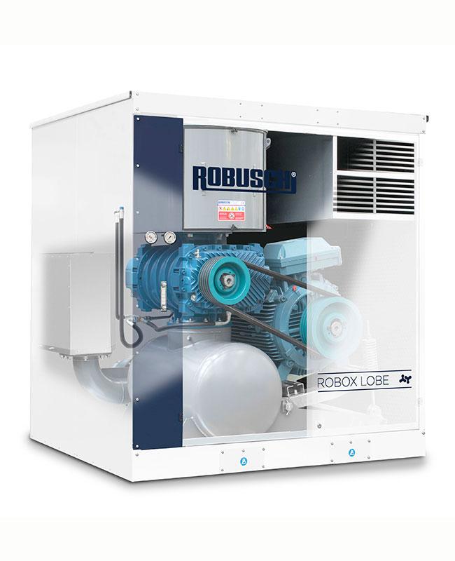 Συγκροτήματα λοβοειδών φυσητήρων ROBOX LOBE