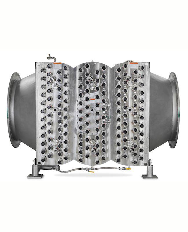 Συστήματα UV ποσίμου νερού για μεγάλες πόλεις Σειρά UVFlex