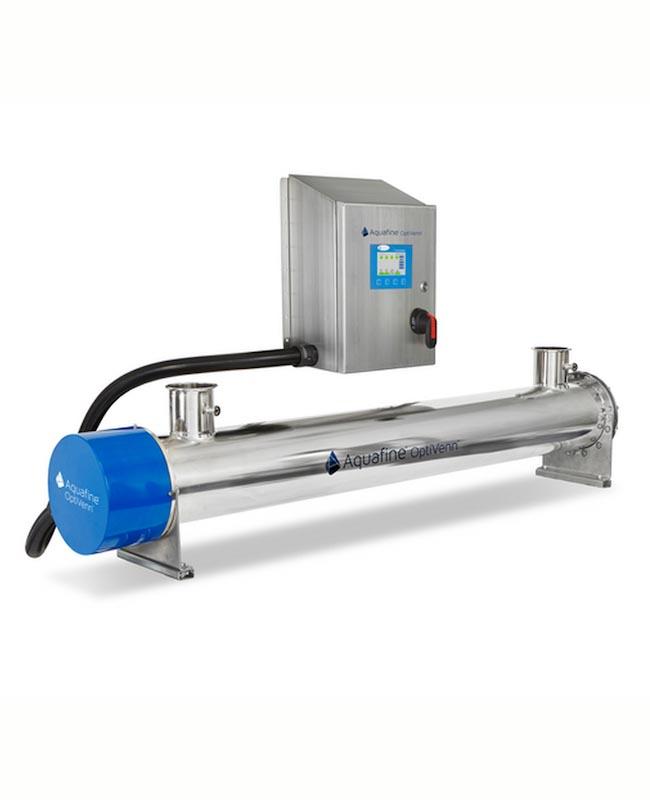 Συστήματα UV βιομηχανικών διεργασιών Σειρά Optivenn