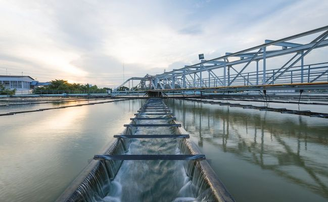 Επεξεργασία ποσίμου νερού