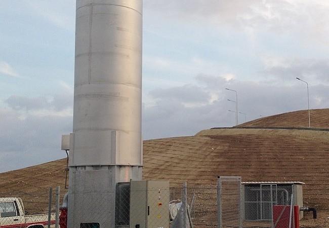 Πυρσοί βιοαερίου Σειρά HOFGAS