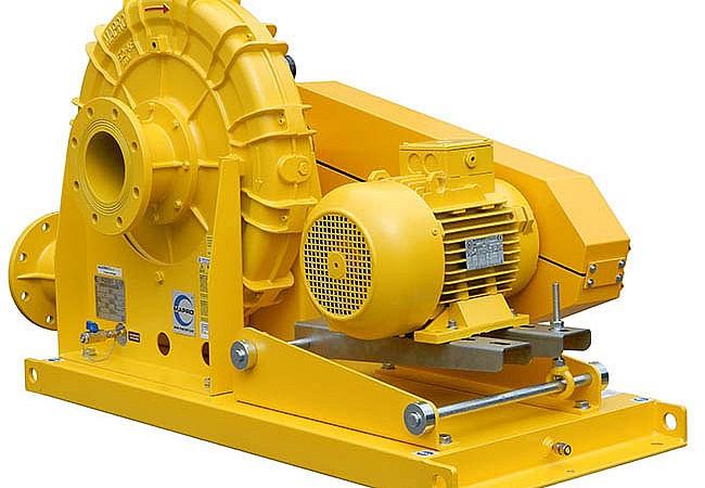 Μονοβάθμιοι φυγοκεντρικοί φυσητήρες για βιοαέριο Σειρά MCF