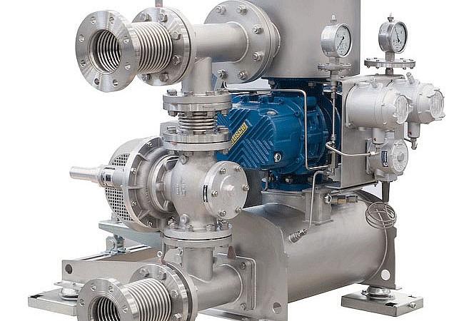 Συγκροτήματα λοβοειδών φυσητήρων βιοαερίου Σειρά ROBOX BIO&GAS