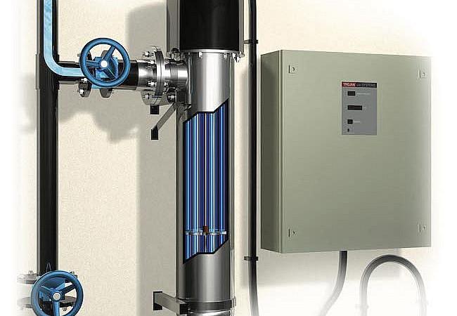 Συστήματα UV ποσίμου νερού για μικρές πόλεις και κοινότητες Σειρά UVSwiftsc