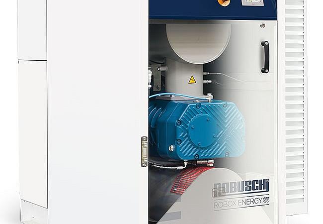 Συγκροτήματα κοχλιοφόρων φυσητήρων ROBOX Energy
